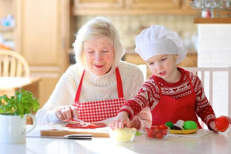 回歸自然飲食 吃祖母時代的食物