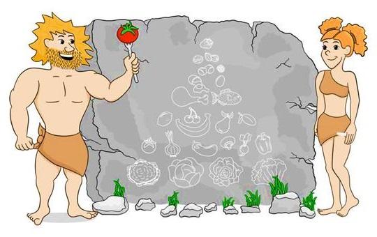 學原始人飲食